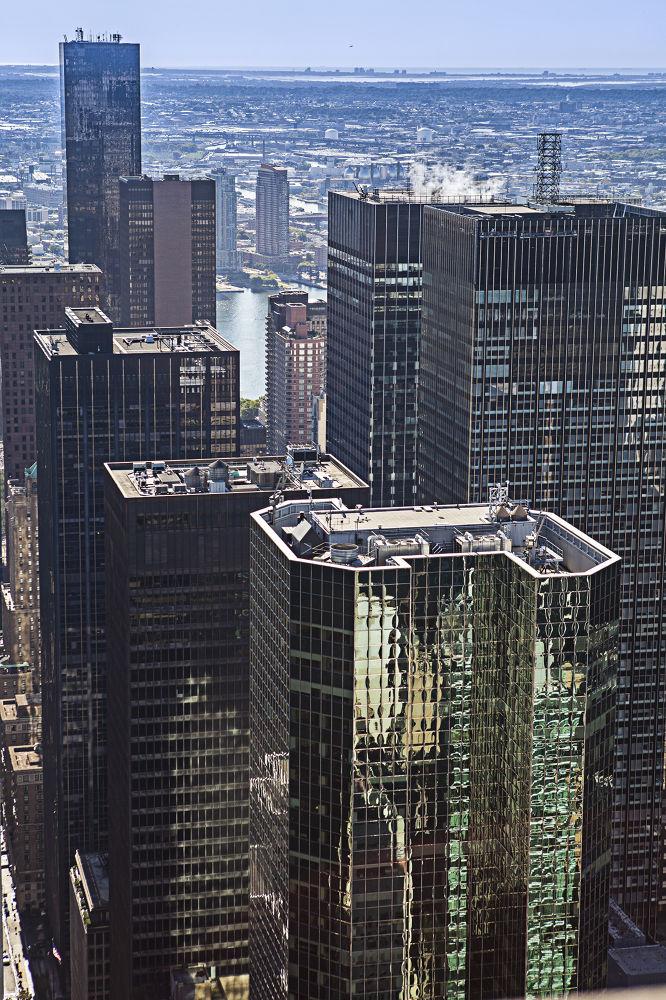 NY City by berndwilleke