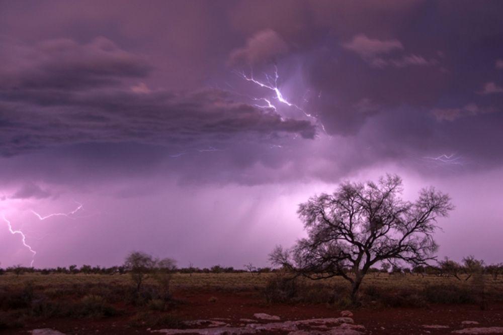 Karoo Storm by AlisonKekewichDuncan