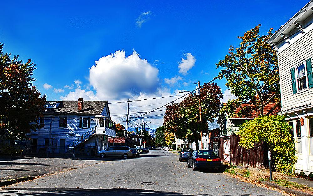Street- Saugerties-NY by marciasanson5
