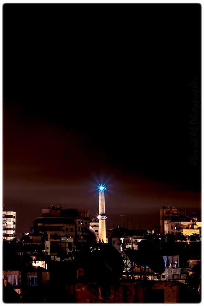 Minaret_n by Abouod