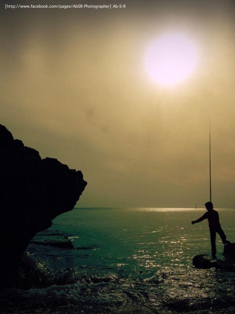 Photo in Sea and Sand #2013 #ypa2013 #sunrise #nature #water #sea #landscape