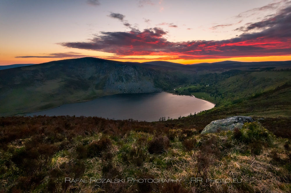 Lough Tay by biegly