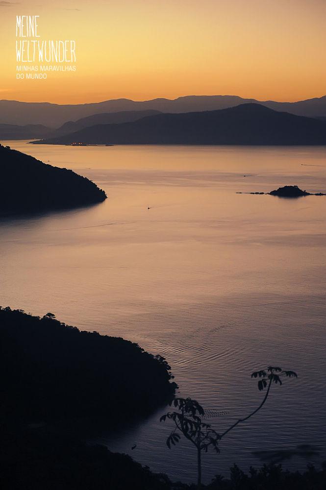 My Wonders of the World - Brazil (Ilha Grande) by Leonardo Merçon