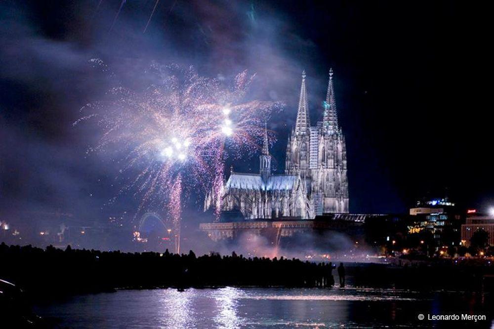 Cologne Lights by Leonardo Merçon