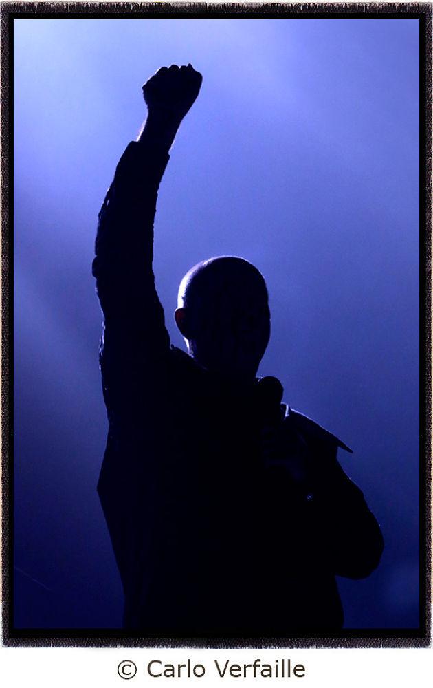 Photo in Random #carlo verfaille #peter gabriel #gabriel #rock photography