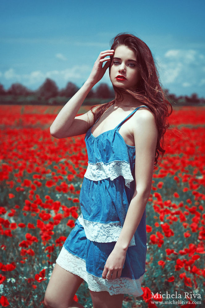Into the Red Wild by MichelaRiva