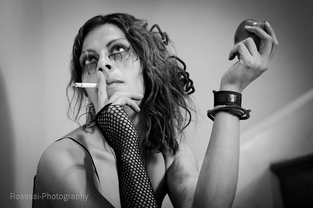 Smoke by rosassi