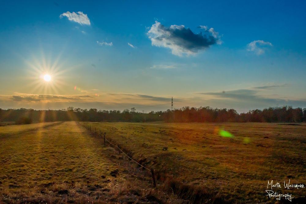Landscape Sunny by MartinWassmannPhotography