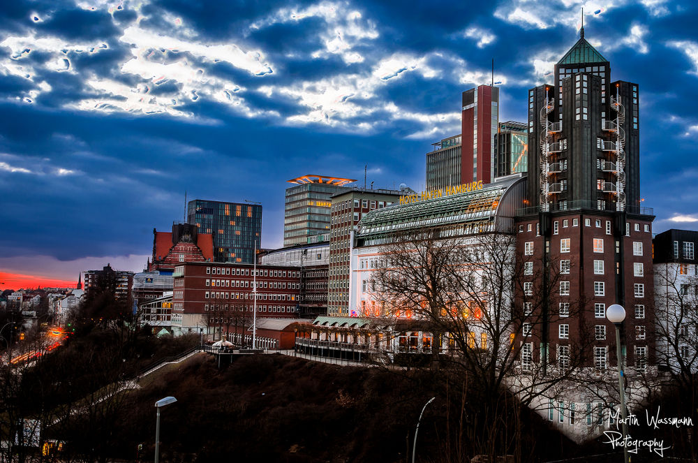 Hamburg HDR by MartinWassmannPhotography