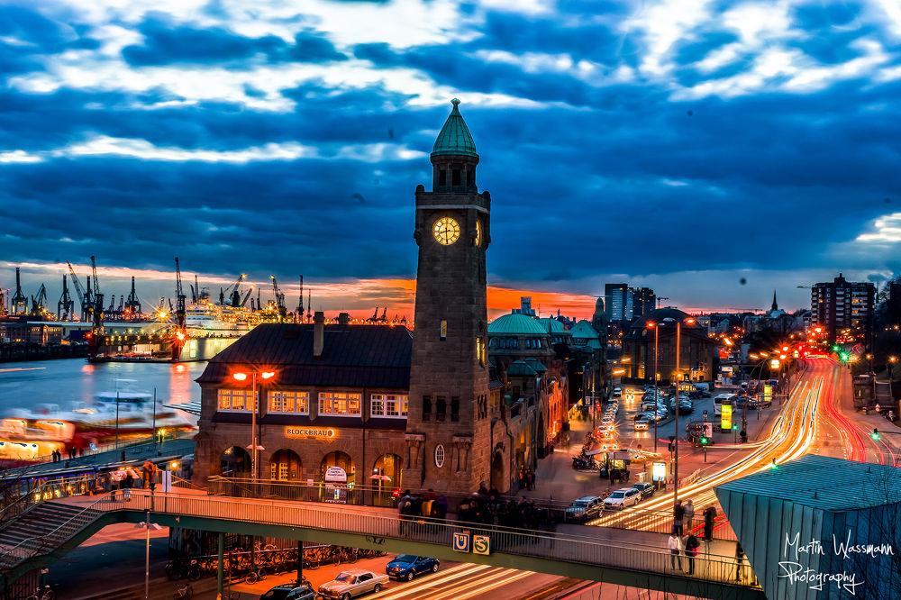Hamburg HDR by MartinWassmannPhotography