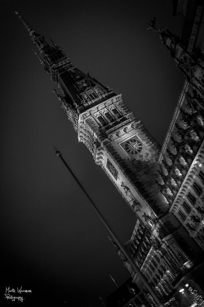 Hamburg - B/W by MartinWassmannPhotography