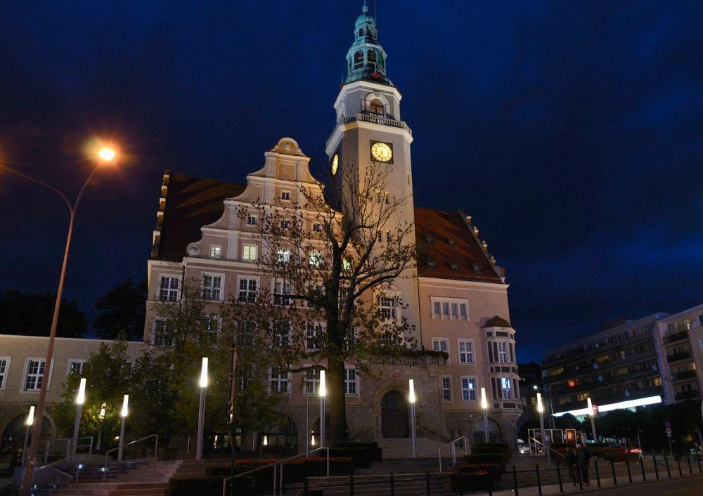 Olsztyn City Hall , Poland. by habibi27