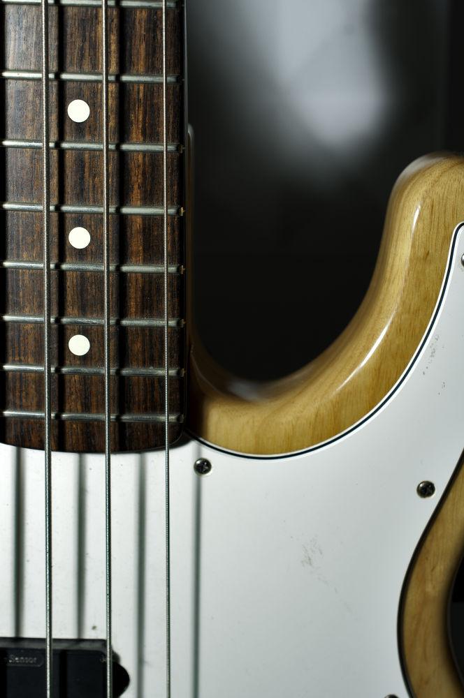 Fender Bass by jngshots