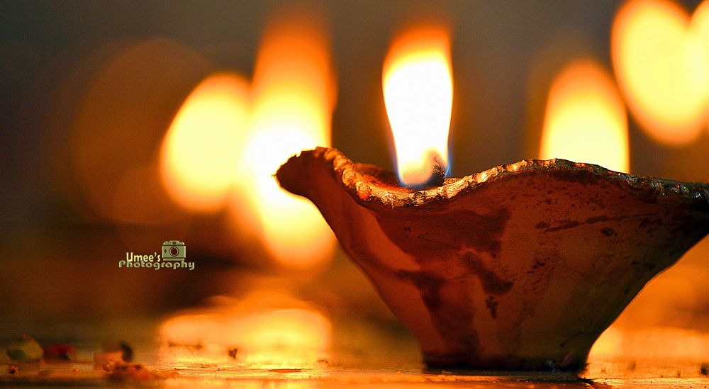 Candle  by Umee