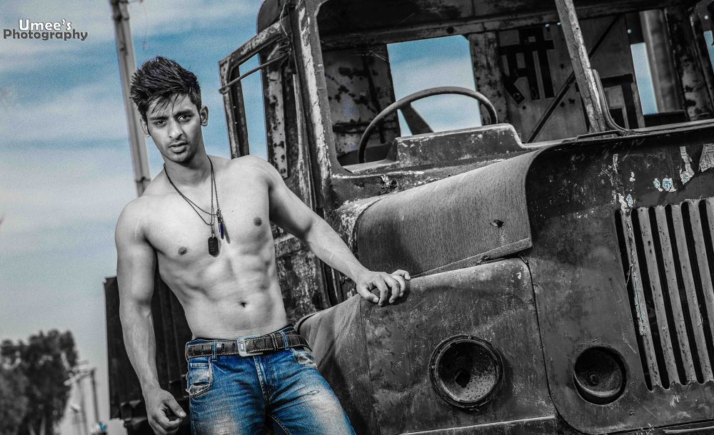 Model:Shoib Shah by Umee