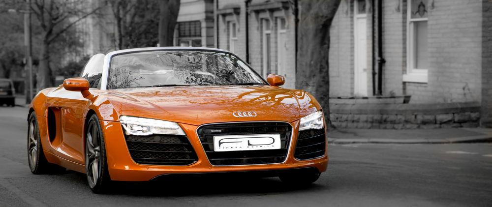 Audi R8 by Khalid_Fineza  Details