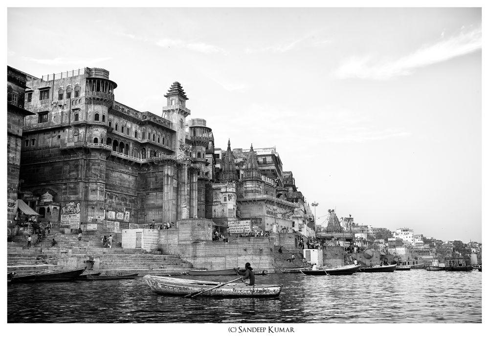 Varanasi by skfotography