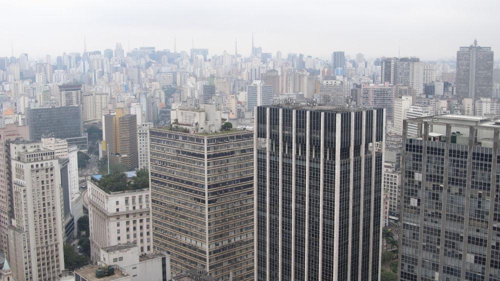Sao Paulo Brazil  by simonp