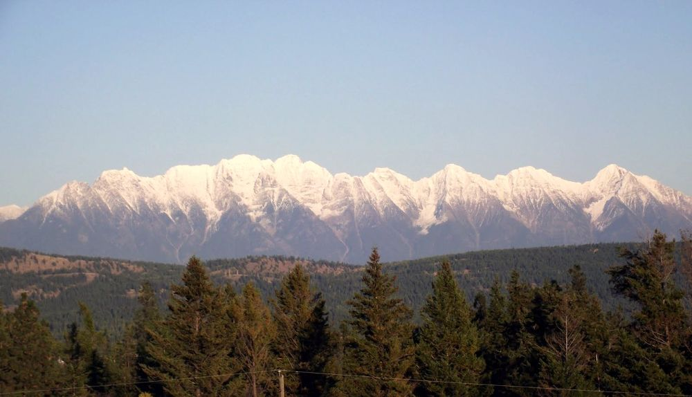 Snow Cap mountain's  BC by simonp S&R Photography