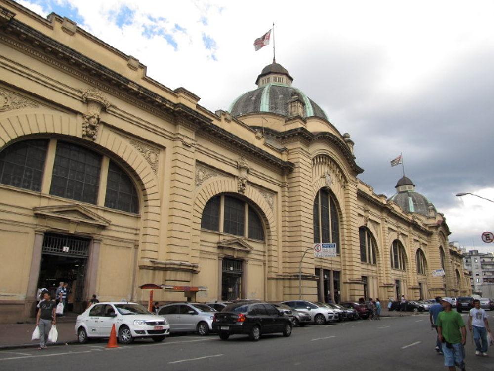 Central Market Sao Paulo by simonp