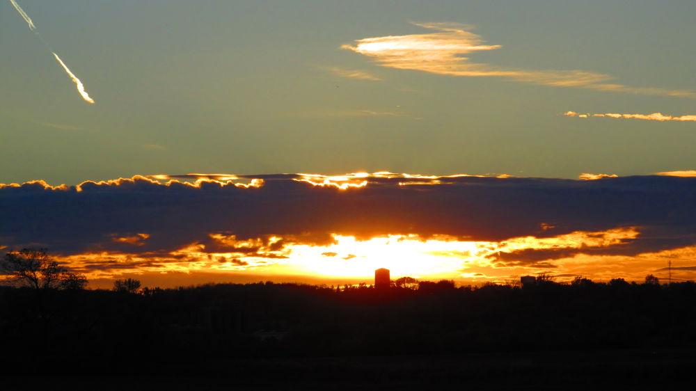 Evening Sunset2  by simonp