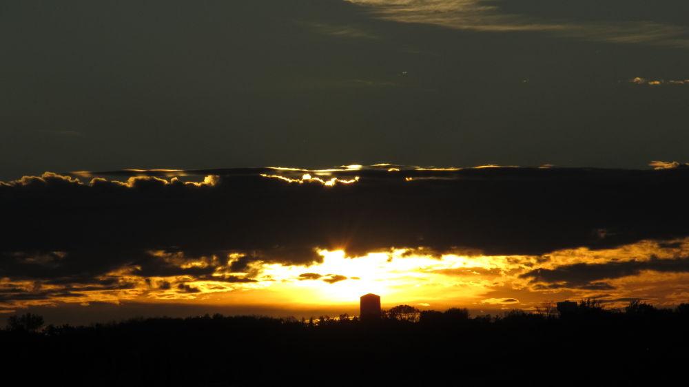 Evening Sunset3 by simonp