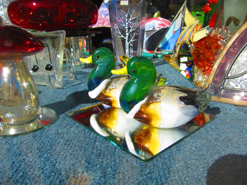 IMG_2668 Glass Ducks by simonp S&R Photography