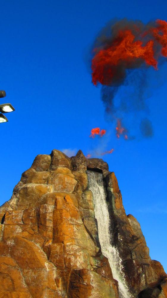 Valcano by simonp