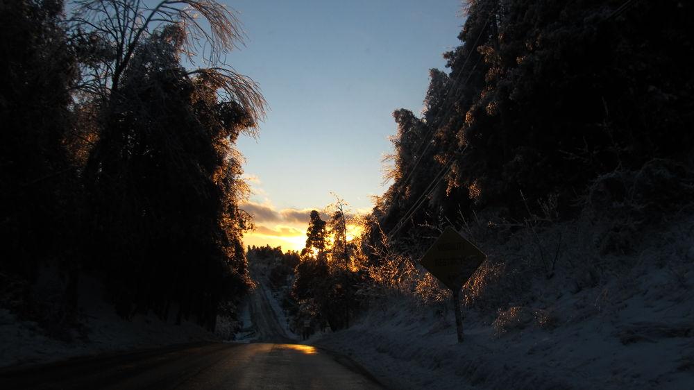 Sunset  by simonp