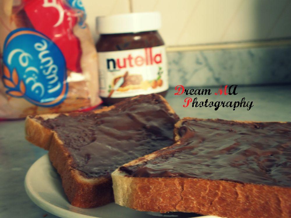 Yummy!!! Nutela Sandwich  by DREAM_MA