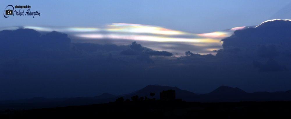 Photo in Random #sunset #sky #blue