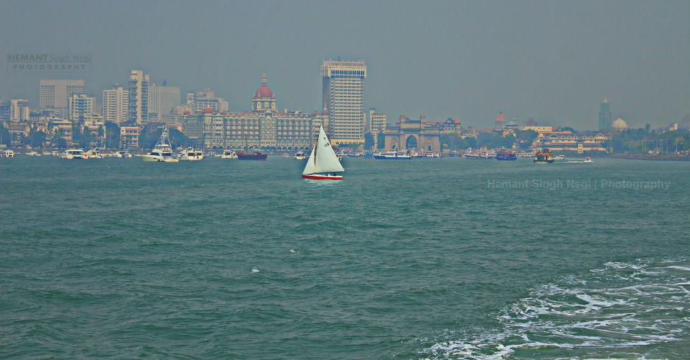 Landmarks of MUMBAI by HEMANT SINGH NEGI