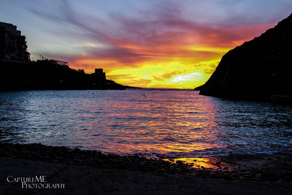 Xlendi, Gozo by jasonmuscat1