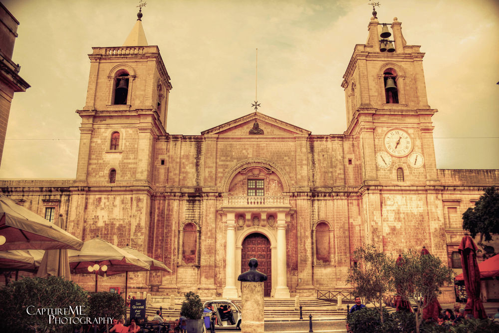 St. John's Co-Cathedral by jasonmuscat1