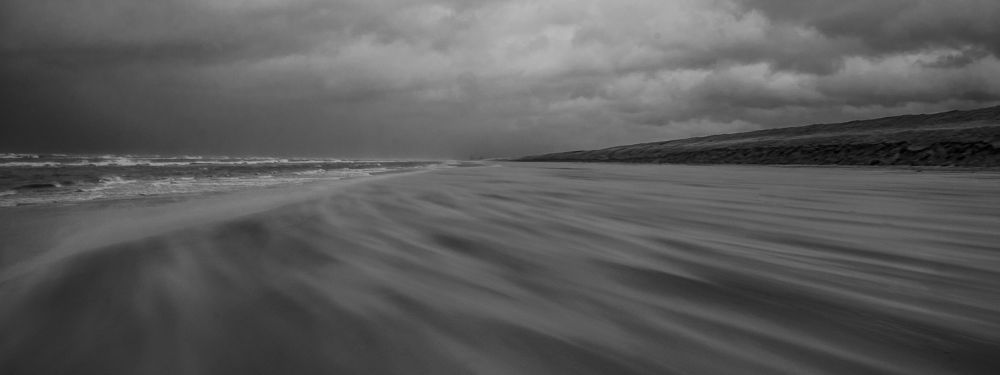 The Beach - December 24th by wouter rittel