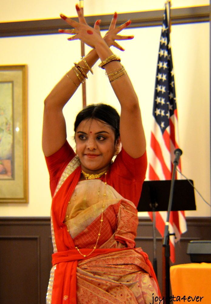 Traditional Indian Classical Dance by joyeeta4ever