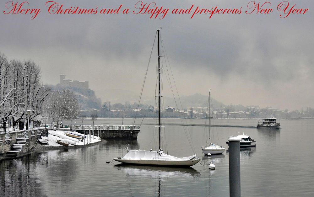 MERRY CHRISTMAS AND HAPPY NEW YEAR TO ALL OF YOU! by DiederickWijmansPhotography