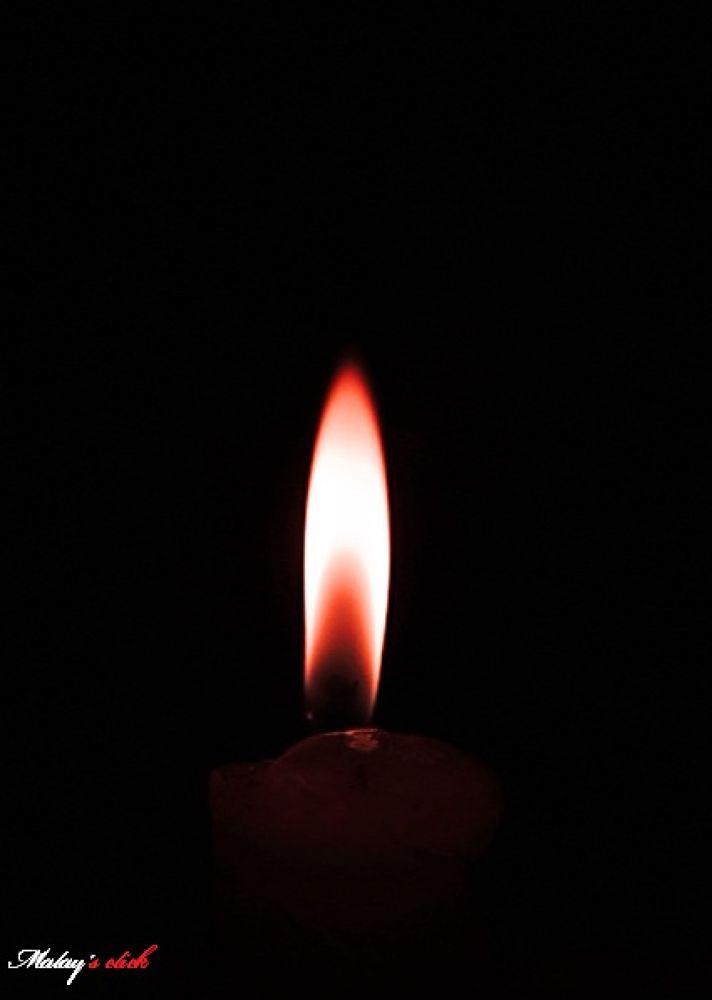 Flame.. by Malay Karmakar