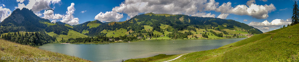 Schwarzsee (FR) Swiss Alpen by TheGueux