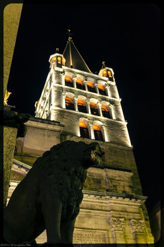 Notre Dame de Liesse by TheGueux