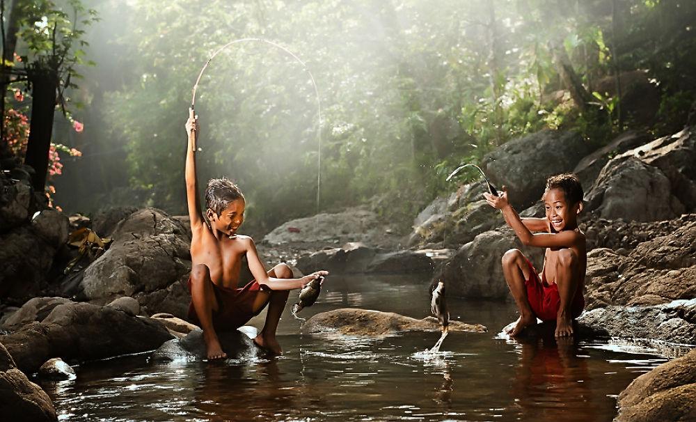 Fishing by Pimpin Nagawan