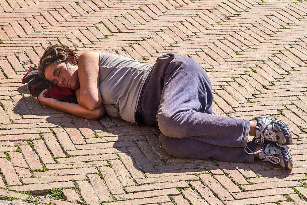 Homeless by dusanbrezovnik