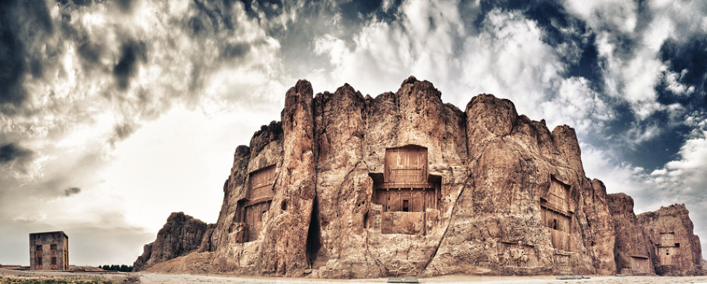 necropolis by Aria Aref
