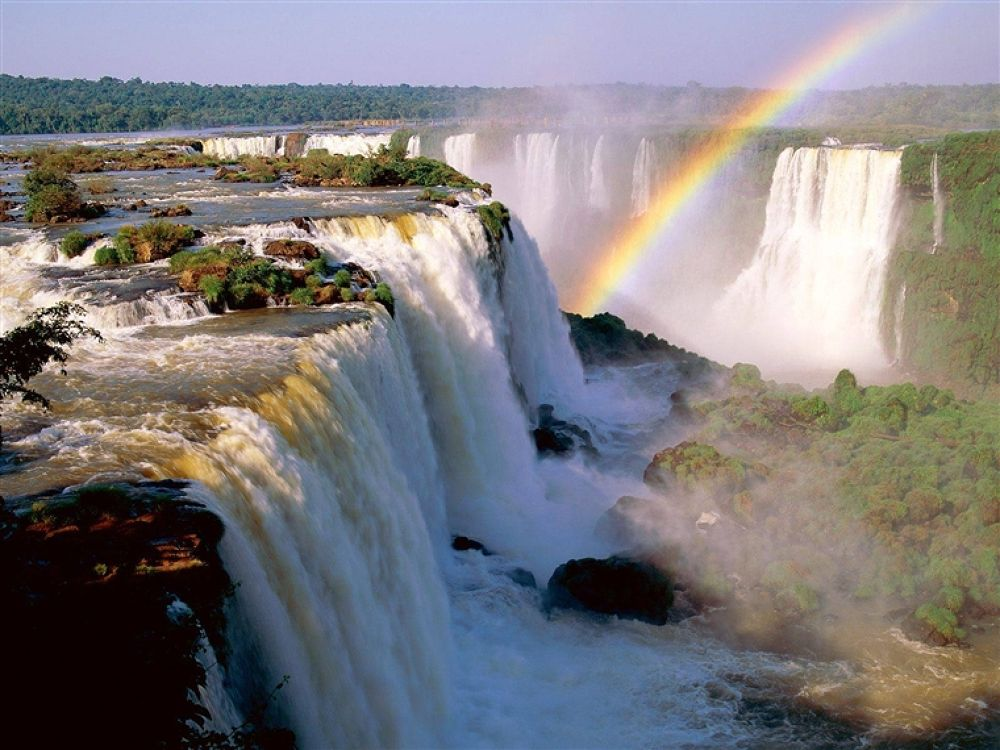 Devil's Throat, Iguassu Falls, Argentina by matthew