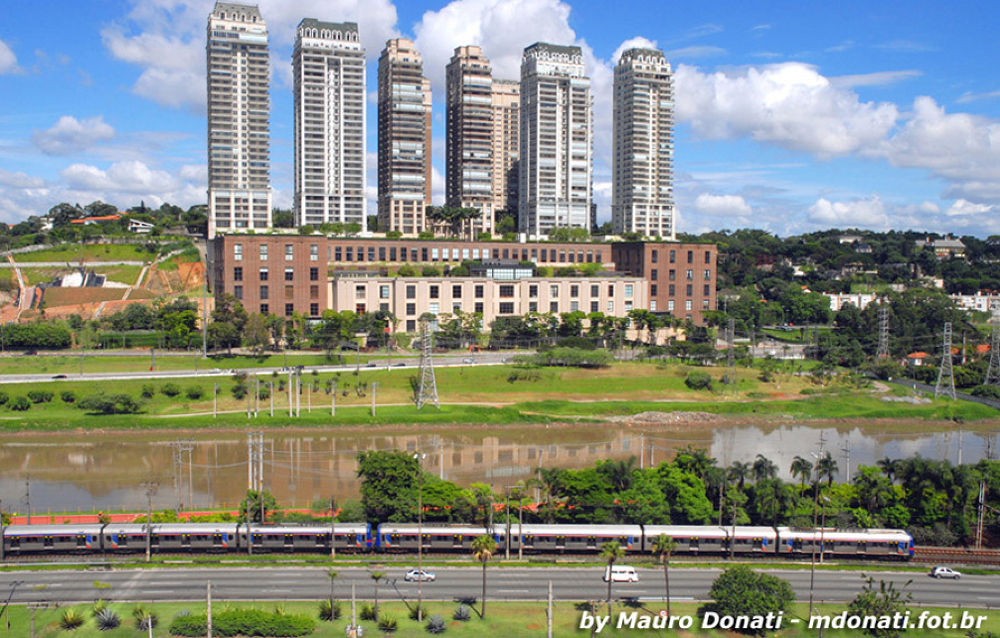 São Paulo City by maurodonatifotografo