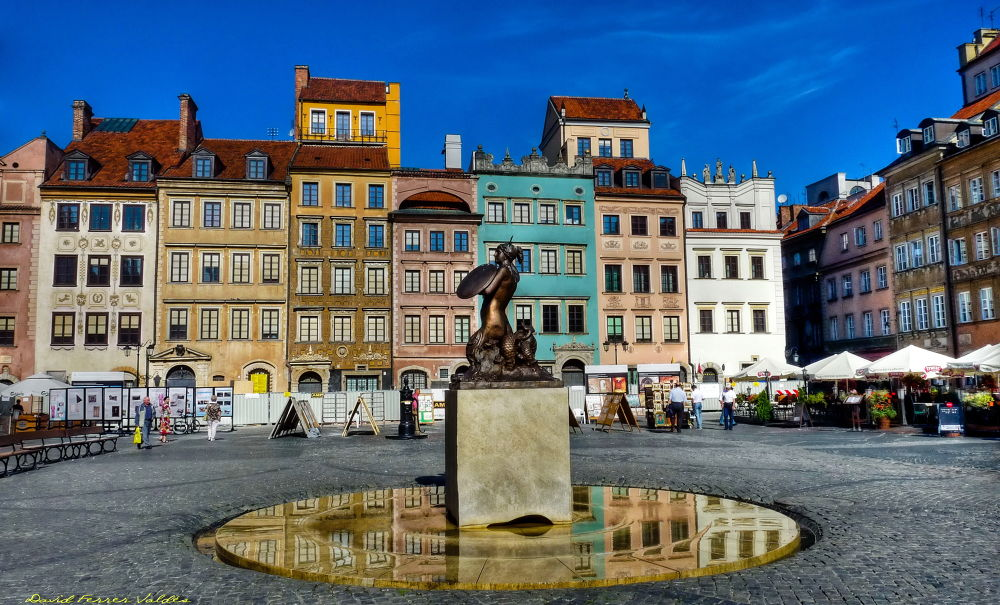 Warsaw by davidferrervaldes