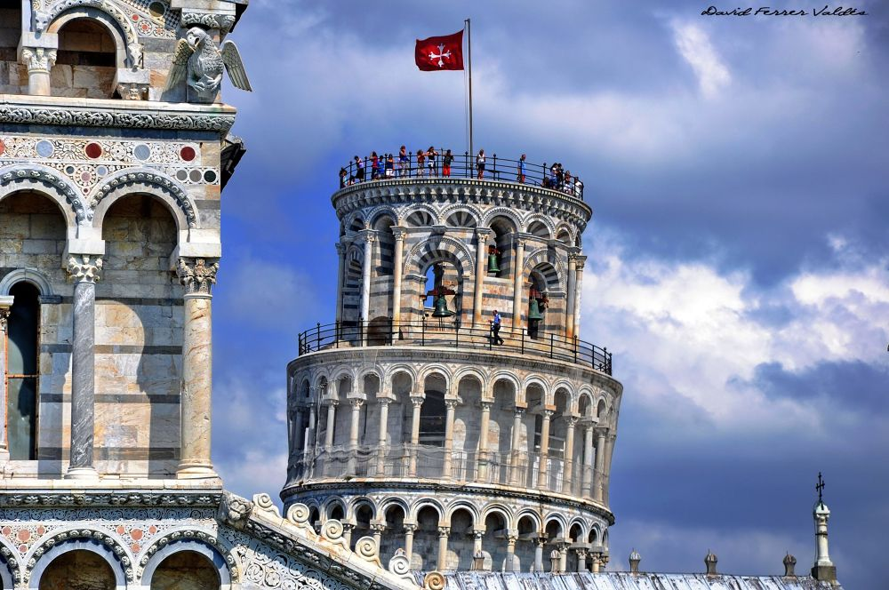 Pisa diferente.... by davidferrervaldes
