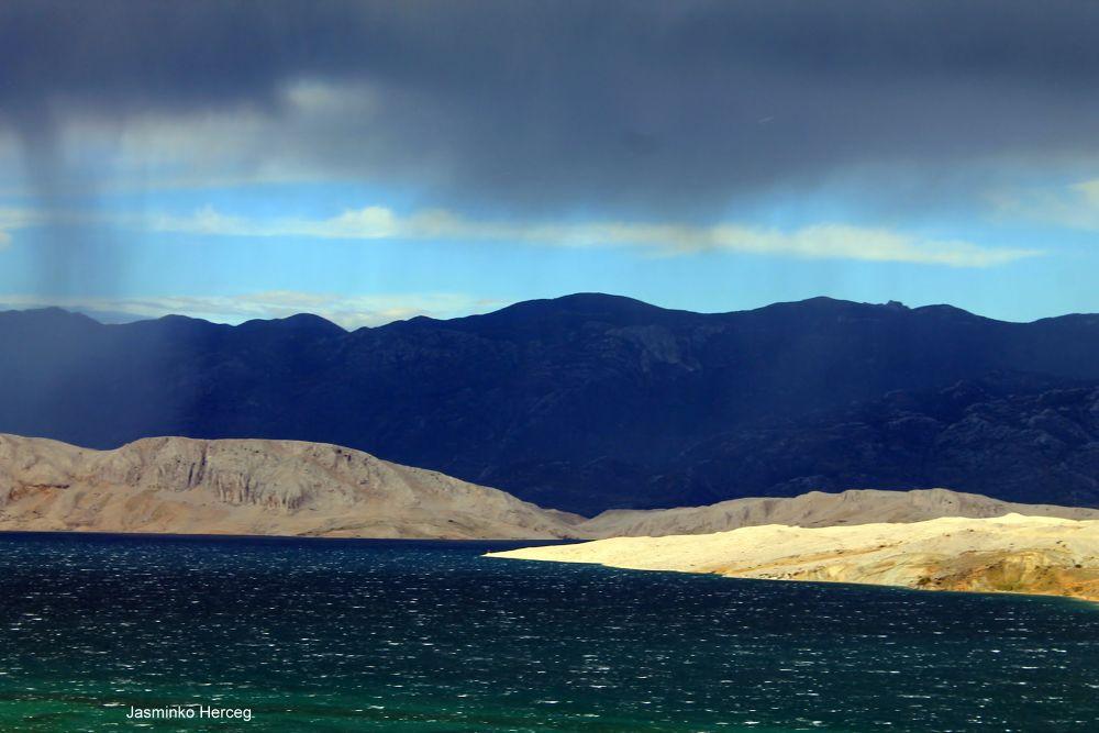 IMG_6719  adriatic sea...island Pag by jasminkoherceg