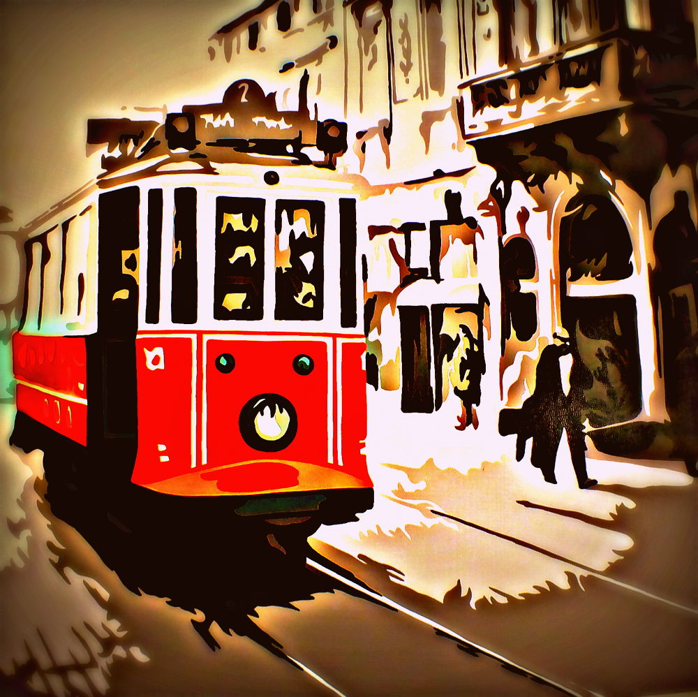 tranvay by harun