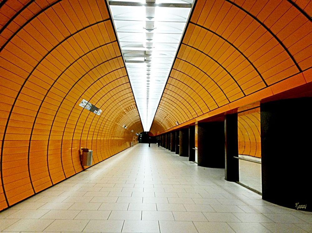Odeonsplatz by Rossi
